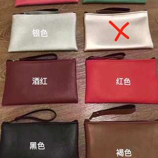 Medium Size PU Leather handbag for women and men *Pre-order* (close order at 6 JUN)
