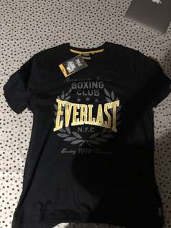 Everlast boxing t-shirt