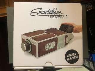 電話投影器