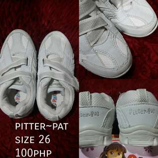 Pitter~Pat Rubber Shoes