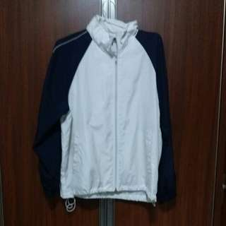 air camp sport parasut jaket coach jacket parasit