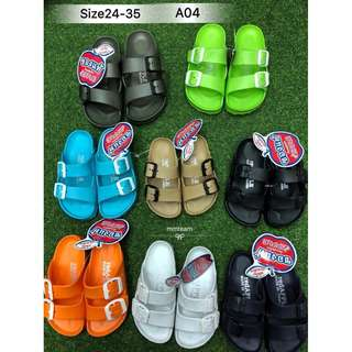 Kids Red apple Shoes / Sandals / Flip Flop *Pre-order* (close order at 6 JUN)