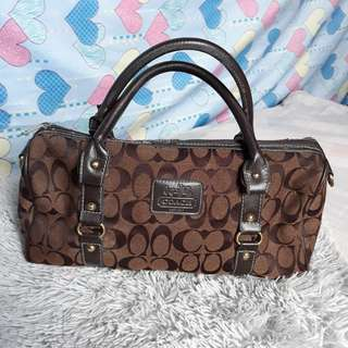 Preloved Authentic COACH Bag
