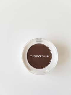 The Face Shop Espresso Brown Eye Shadow