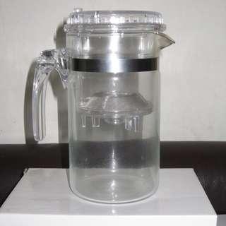 飄逸杯500毫升隔茶壺