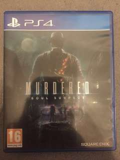 Ps4 game
