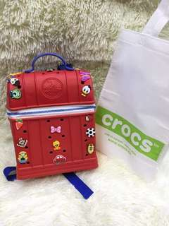 Crocs backpack for sale! Lowest price