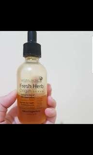 Natura pacific fresh herb serum
