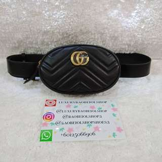 Ready stock!! Gucci Belt Bag