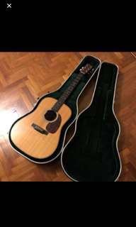Martin HD28 Acoustic Guitar (reduced price)
