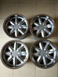 For Sale OZ Route BMW ring 16
