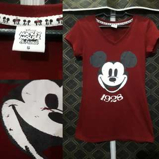 REPRICED!! Mickey Mouse 1928 Shirt