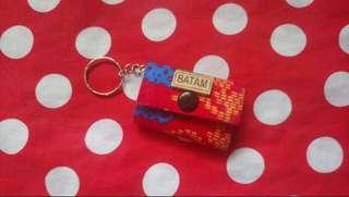 💄💎 Batam Mini Coin Purse Kids Keychain