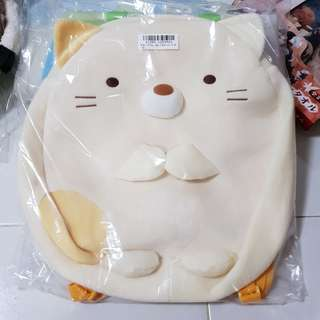 Cat backpack - Sumikko gurashi neko