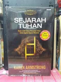Karen Armstrong - Sejarah Tuhan
