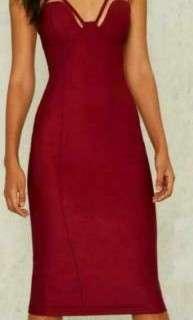 Hot NastyGal Dress