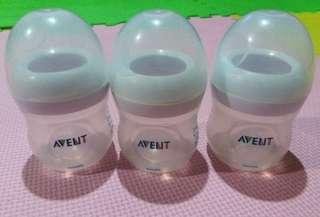 Avent Feeding Bottles (4oz)