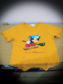 HK Mickey Mouse Shirt