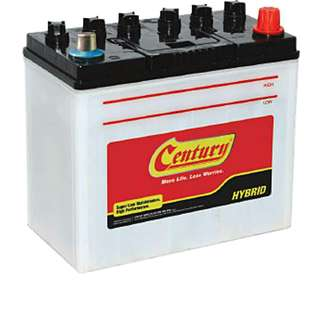 Car Battery century