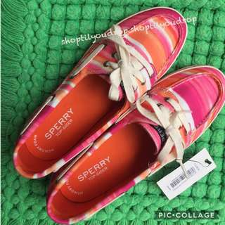 Sperry top sider shoes for girls US 4