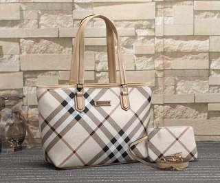 Offer Raya!! Burberry handbag