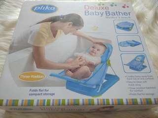 (NEW) Baby bather pliko/alas mandi bayi murah