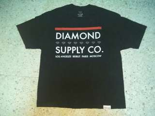 DIAMOND SUPPLY CO. BRAND T-SHIRT