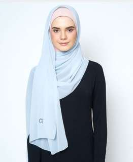 Arzu Stretch-It Georgette Scarf