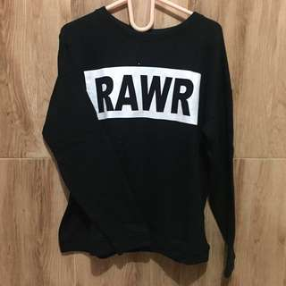 F21 Rawr Sweater