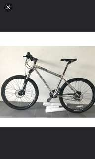 Brand new!  Missile IRON MAN (Steel Frame) 26''/26er MTB/bicycle(Full SHIMANO GROUPSET) last set