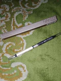 New ori naked basic eye pencil