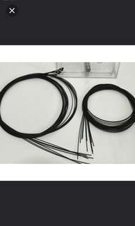 TAIWAN Trlreq high quality Shifter cable(Teflon Cable)