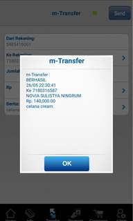Testi transfer