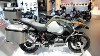BMW GS1200 Parts Needed (2017)