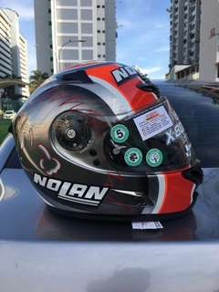 Brand New Nolan X802RR M.Melandrin