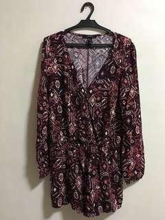 Forever21 Jumpshort Dress