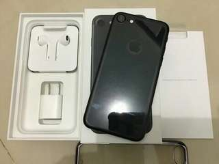 Iphone 7 32Gb Black bisa kredit