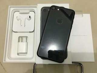 Iphone 7 32Gb Black bisa kredit