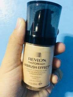 💯Authentic revlon photoready airbrush effect foundation