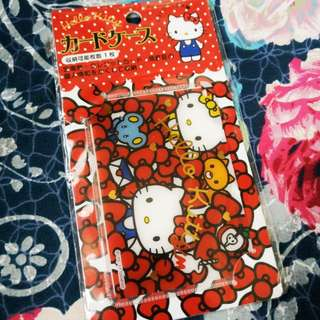 Hello Kitty Card Holder [Brand New]