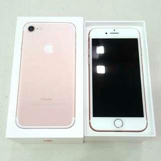 Iphone 7 32Gb Rose gold bisa cicilan tanpa kartu kredit