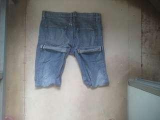 Selvedge Uniqlo Jeans size 32