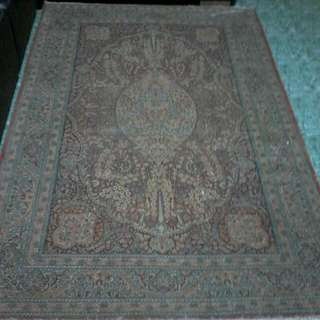 Handmade Antique Looking Carpet