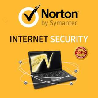 NORTON Internet Security Antivirus