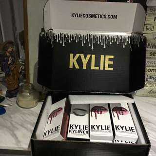 Brand New Kylie Cosmetics Lip Kits