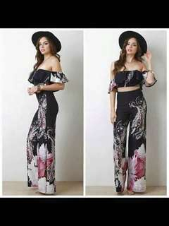Pre Order Sexy Terno Php 480 free size fits Small to Semi Large #jss