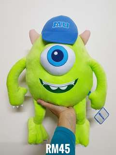 Monster University Soft Toys