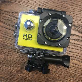 Sports Action Camera Full HD 30m