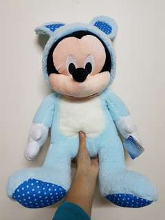 Mickey Mouse Blue Sweater Soft Toys