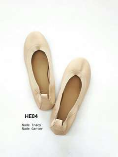 Ballet Flats Doll Shoes  (Made-To-Order)